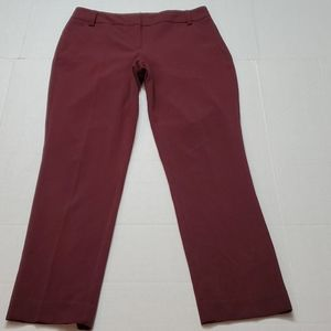 New York & Company Suiting Collection Pants Size 0